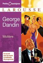Couverture du livre « Georges Dandin » de Moliere (Poquelin Di aux éditions Larousse