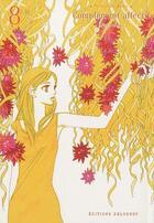 Couverture du livre « Complément affectif t.8 » de Okazaki-M aux éditions Delcourt