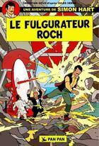 Couverture du livre « Le fulgurateur roch t.1 » de Jules Vernes et Christian Goux aux éditions Pan Pan