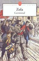 Couverture du livre « Germinal » de Émile Zola aux éditions Lgf