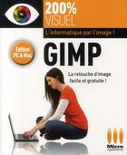 Couverture du livre « Gimp » de Franck Chopinet aux éditions Micro Application