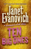 Couverture du livre « TEN BIG ONES » de Janet Evanovich aux éditions St Martin's Press