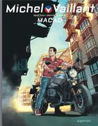 Couverture du livre « Michel Vaillant - nouvelle saison T.7 ; Macao » de Denis Lapiere et Philippe Graton et Benjamin Beneteau aux éditions Dupuis
