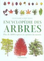 Couverture du livre « Encyclopedie Des Arbres » de John White aux éditions Flammarion