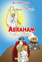 Couverture du livre « Abraham ; la promesse de Dieu » de Mauricette Vial-Andru aux éditions Saint Jude