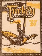 Couverture du livre « TURKEY COMIX N.20 » de Collectif aux éditions The Hoochie Coochie