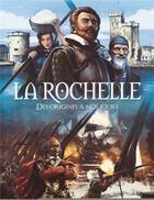 Couverture du livre « La Rochelle, des origines à nos jours » de Didier Quella-Guyot aux éditions Petit A Petit