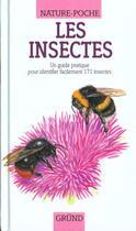 Couverture du livre « Les Insectes » de Forey/Fitzsimons aux éditions Grund
