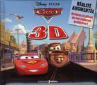 Couverture du livre « Cars ; 3D » de Ellie O'Ryan aux éditions Prisma