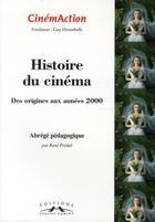Couverture du livre « Cinemaction n 142- histoire du cinema des origines a 1920 - 2012 » de Collectif aux éditions Charles Corlet