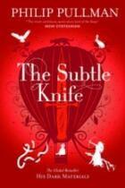 Couverture du livre « THE SUBTLE KNIFE » de Philip Pullman aux éditions Scholastic
