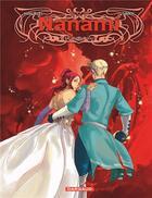Couverture du livre « Nanami t.4 ; le prince noir » de Amelie Sarn et Eric Corbeyran et Nauriel aux éditions Dargaud