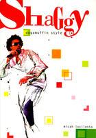 Couverture du livre « Shaggy » de Jason Anderson et Micah Locilento aux éditions Ecw Press