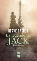 Couverture du livre « La légende de Jack » de Herve Gagnon aux éditions 10/18