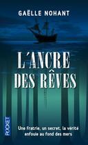 Couverture du livre « L'ancre des rêves » de Gaelle Nohant aux éditions Pocket