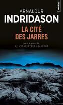 Couverture du livre « La cité des jarres » de Arnaldur Indridason aux éditions Points