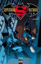 Couverture du livre « Superman/Batman T.1 » de Ed Mc Guinness et Jeph Loeb aux éditions Semic