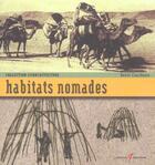 Couverture du livre « Habitats nomades » de Denis Couchaux aux éditions Alternatives