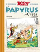 Couverture du livre « Astérix t.36 ; le papyrus de César » de Jean-Yves Ferri et Didier Conrad et Rene Goscinny et Albert Uderzo aux éditions Albert Rene