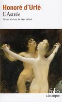 Couverture du livre « L'astrée » de Honore D Urfe aux éditions Gallimard