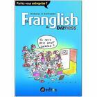 Couverture du livre « Le franglish du bizness » de Chimulus et Clement Guillaume aux éditions Editea