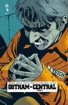 Couverture du livre « Gotham central t.3 » de Ed Brubaker et Michael Lark aux éditions Urban Comics