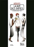 Couverture du livre « La rue des dames » de Anna Bel aux éditions Gaelis