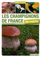 Couverture du livre « Champignons de France ; 300 espèces » de Patrick Laurent aux éditions Sud Ouest Editions