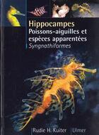 Couverture du livre « Hippocampes » de Rudie H. Kuiter aux éditions Eugen Ulmer