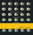 Couverture du livre « Walker evans depth of field /anglais » de Walker Evans aux éditions Prestel