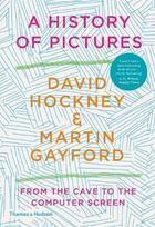 Couverture du livre « David hockney a history of pictures 2nd ed (paperback) » de David Hockney aux éditions Thames & Hudson