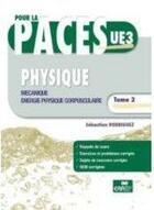 Couverture du livre « Physique t.2 » de Robert Atlani et S. Rodriguez aux éditions Era Grego