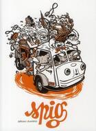 Couverture du livre « Spig » de Spig aux éditions Charrette