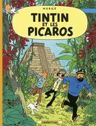 Couverture du livre « Les aventures de Tintin T.23 ; Tintin et les Picaros » de Herge aux éditions Casterman