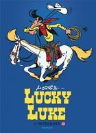 Couverture du livre « Lucky Luke ; INTEGRALE VOL.2 » de Rene Goscinny et Morris aux éditions Dupuis