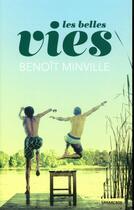 Couverture du livre « Les belles vies » de Benoit Minville aux éditions Sarbacane