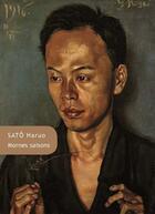 Couverture du livre « Mornes saisons » de Haruo Sato aux éditions Belles Lettres