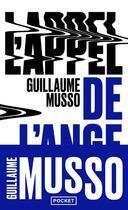 Couverture du livre « L'appel de l'ange » de Guillaume Musso aux éditions Pocket