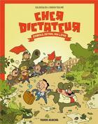 Couverture du livre « Cher dictateur » de Fabien Toulme et Calou Calou aux éditions Fluide Glacial