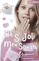 Couverture du livre « Un si joli mensonge » de Celine Musmeaux aux éditions Nymphalis