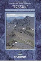Couverture du livre « The Mountains Of Andorra » de Robertson aux éditions Cicerone Press