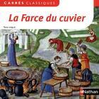 Couverture du livre « La farce du Cuvier » de Collectif aux éditions Nathan