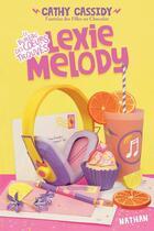 Couverture du livre « Le bureau des coeurs trouvés T.1 ; Lexie Melody » de Cathy Cassidy aux éditions Nathan