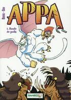 Couverture du livre « Appa t.1 ; boule de poils » de Dav aux éditions Bamboo