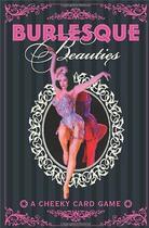 Couverture du livre « Burlesque Beauties A Trump Card Game /Anglais » de Tim Pilcher aux éditions Ilex