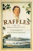 Couverture du livre « Raffles » de Glendinning Victoria aux éditions Profile Digital