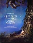 Couverture du livre « Quelques minutes apres minuit » de Patrick Ness et Jim Kay aux éditions Gallimard-jeunesse