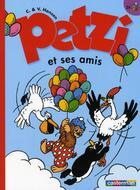 Couverture du livre « Petzi t.24; Petzi et ses amis » de Hansen aux éditions Casterman