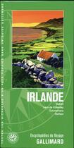 Couverture du livre « Irlande » de Collectif Gallimard aux éditions Gallimard-loisirs