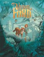 Couverture du livre « Alyson Ford T.1 ; le temple du jaguar » de Olivier Frasier et Joris Chamblain aux éditions Vents D'ouest